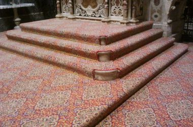 Altari in moquette Lcm