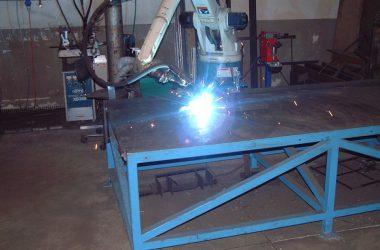 Taglio Laser DUE PIU' Costruzioni metalliche Cene